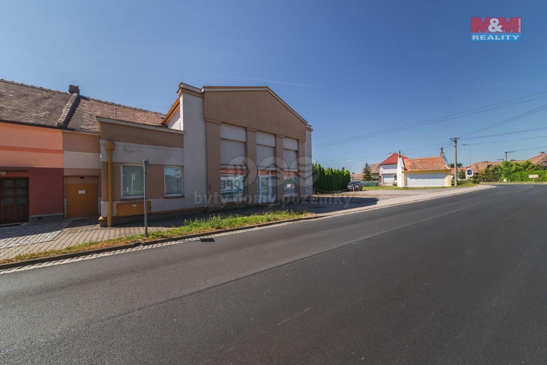 Prodej obchod a služby, 746 m², Pardubice, ul. Hostovická