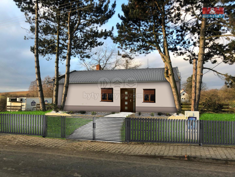 Prodej rodinného domu, 260 m², Nahošovice