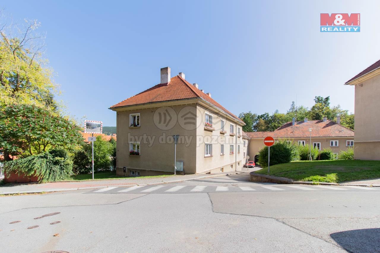 Prodej bytu 3+kk, 90 m², Prachatice, ul. Hradební