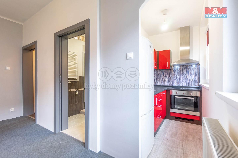 Prodej bytu 2+kk, 47 m², Praha 4 - Budějovická
