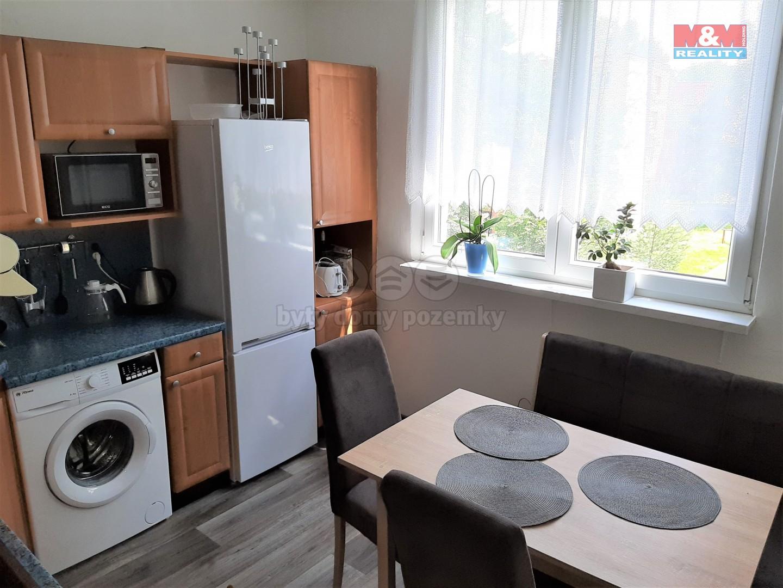 Pronájem, byt 2+1, 57 m², Frýdek-Místek, ul. Malý Koloredov