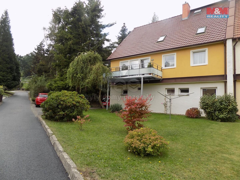 Pronájem bytu 2+kk, 47 m², Děčín, ul. Slovanská