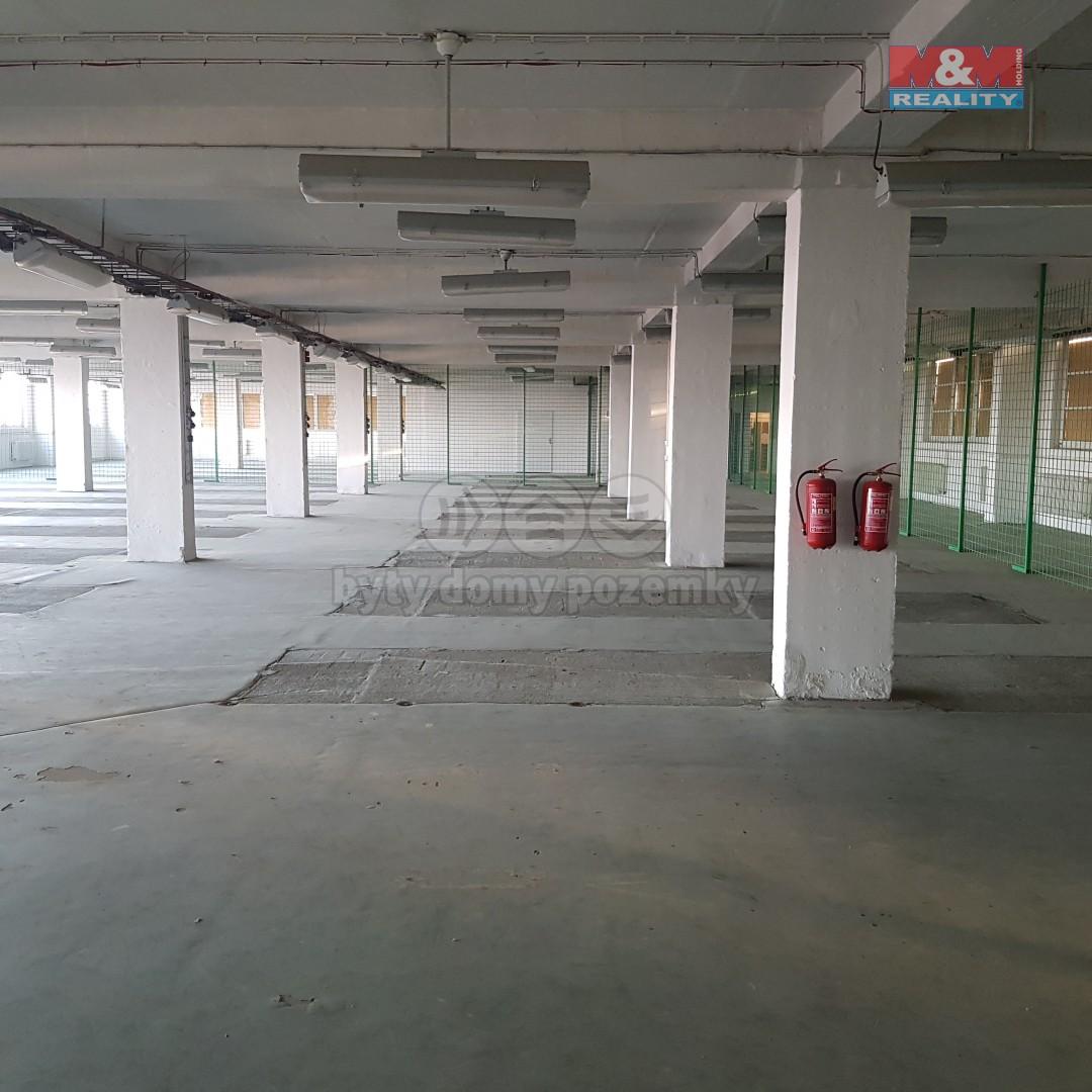 Pronájem skladu, 1000 m², Čelákovice