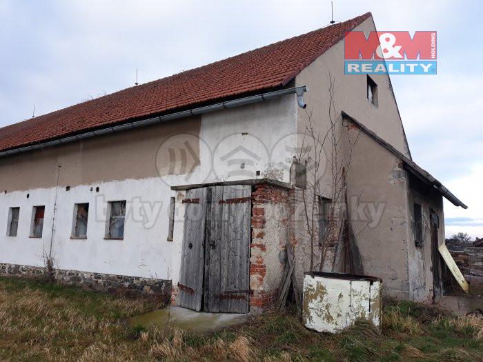 Pronájem zemědělského objektu, 150 m², Polní Voděrady