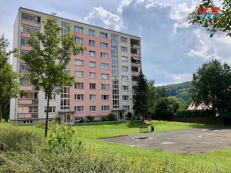 Pronájem bytu 3+1, 67 m², Benešov nad Ploučnicí, ul. Sídliště