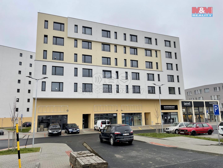 Prodej bytu 1+kk, 40 m², České Budějovice, ul. České Vrbné