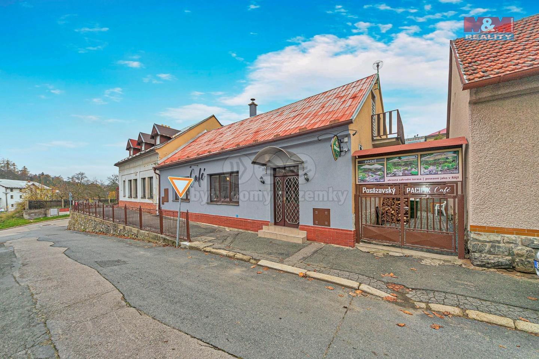 Prodej rodinného domu, 435 m², Ledeč nad Sázavou, ul. Lipová