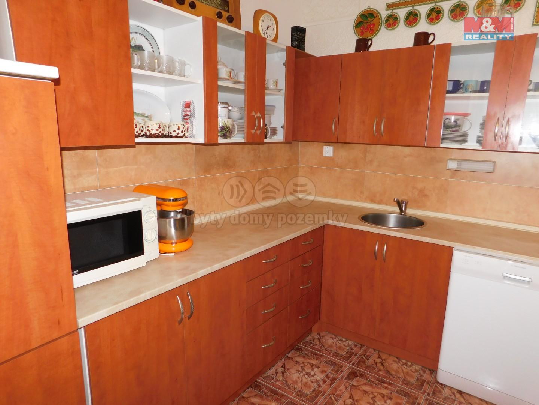 Prodej, byt 3+1, 69 m2, DV, Jirkov, ul. Na Borku