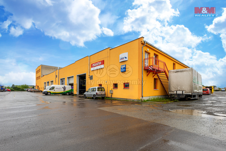 Pronájem kancelářského prostoru, 150 m², Nýřany, ul. Havířská