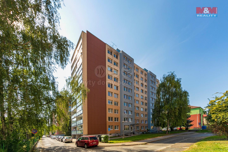 Prodej bytu 3+1, 68 m², Kutná Hora, ul. Masarykova