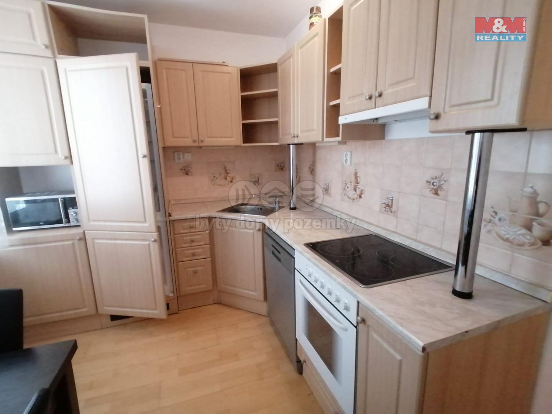 Pronájem bytu 2+1, 73 m², Blansko, ul. Družstevní