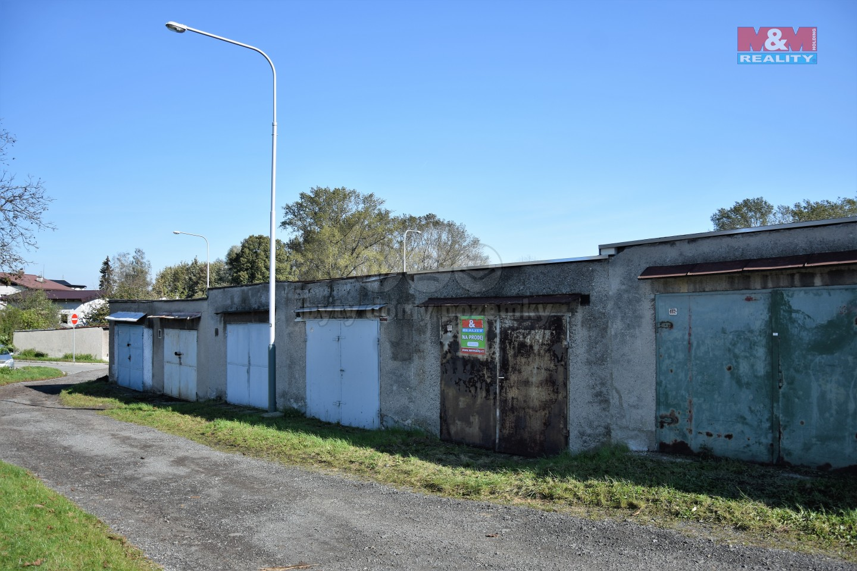 Prodej garáže, 25 m², Slezská Ostrava, ul. Sionkova