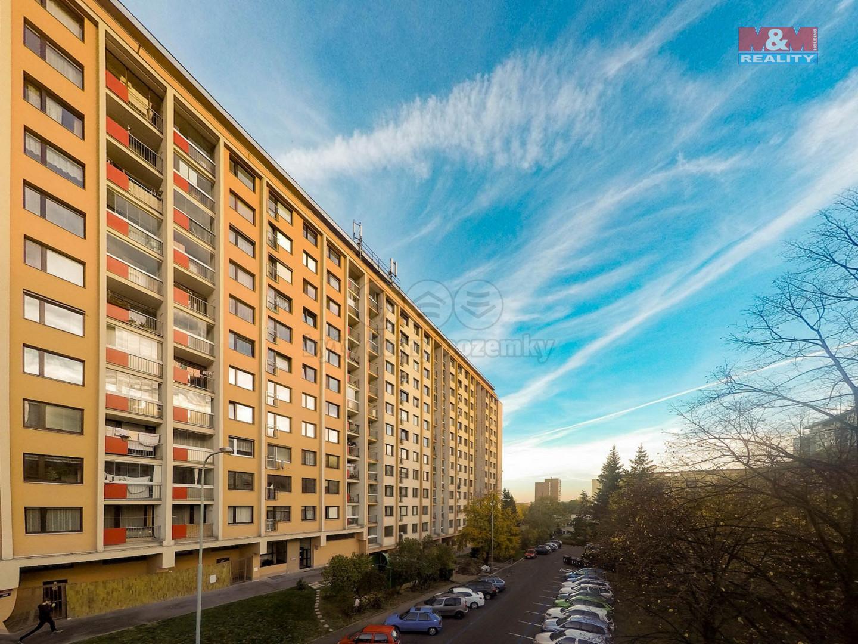 Pronájem bytu 2+1, 63 m², Praha, ul. Kaňkovského