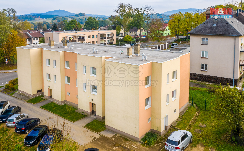Prodej bytu 3+1, 93 m², Liberec, ul. Kaplického