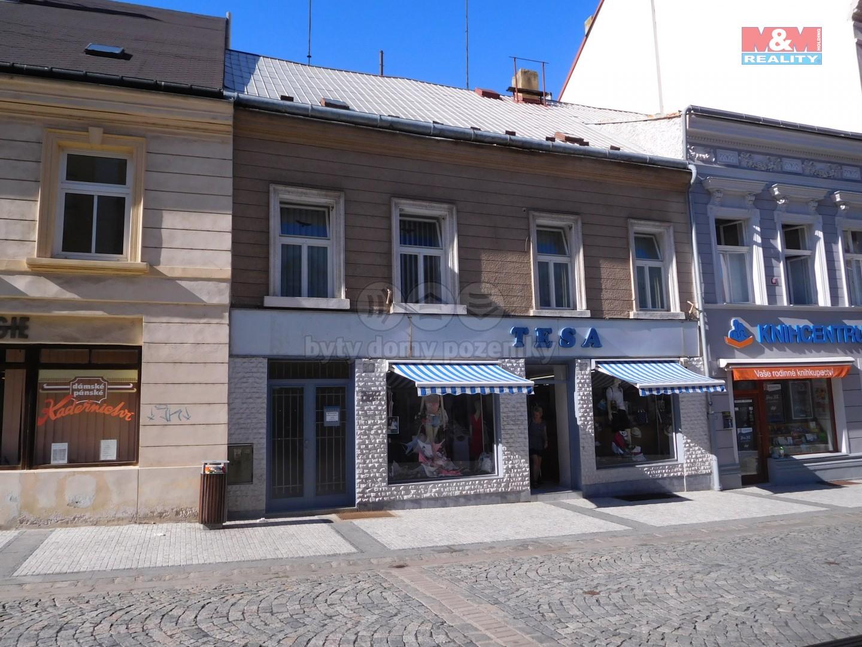 Pronájem hotelu, penzionu, 120 m², Louny, ul. Pražská