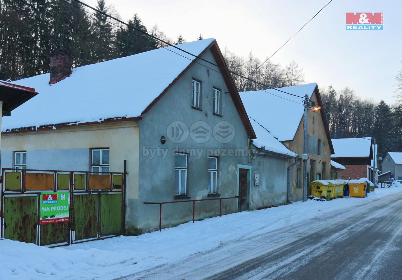 Prodej chalupy, 891 m², Trstěnice