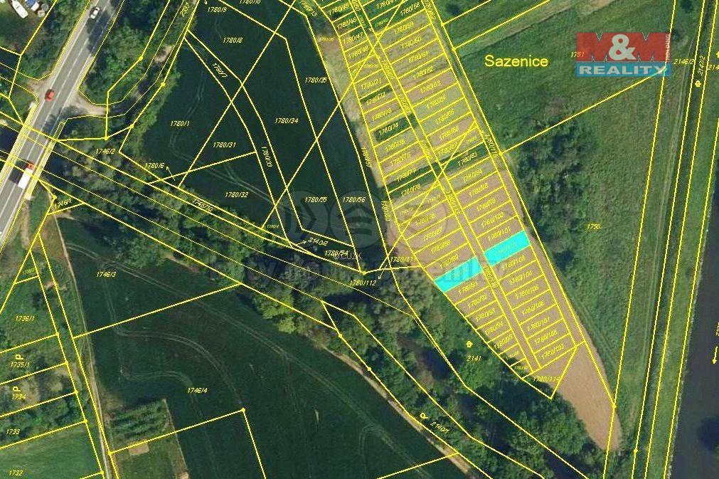 Prodej pole, 68 m², Modřice