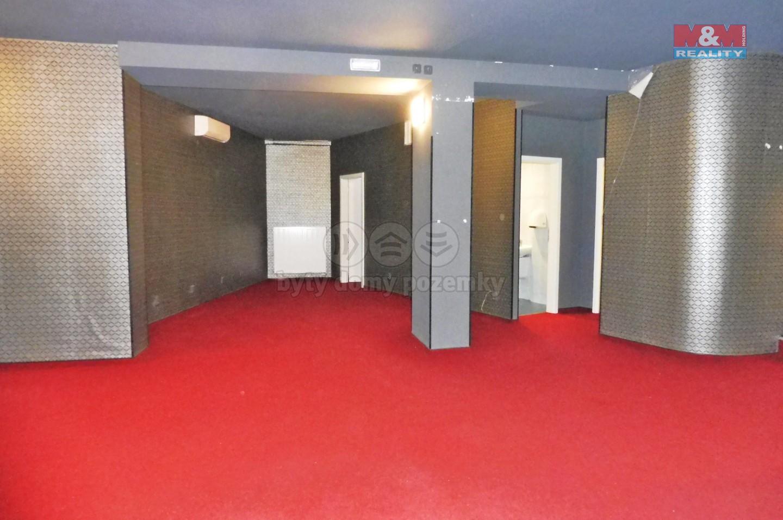 Pronájem obchod a služby, 200 m², Jablonec nad Nisou