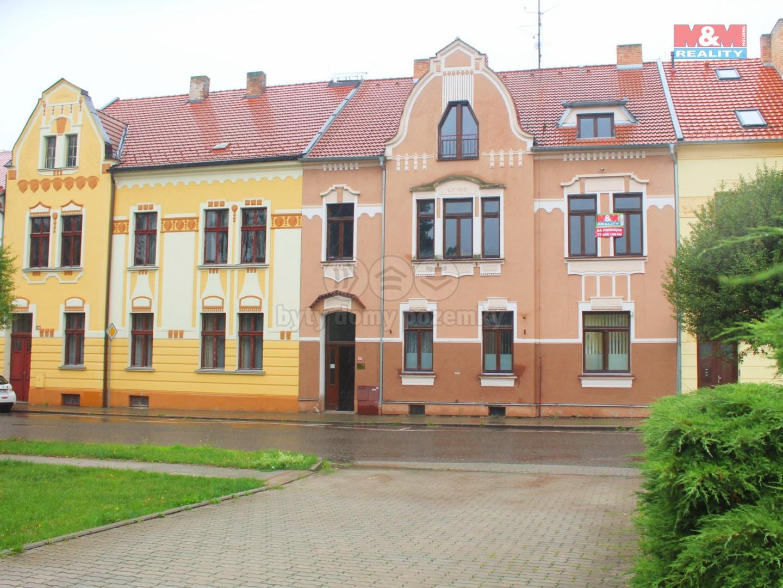Pronájem obchodního objektu, 80 m², Bechyně, ul. Čechova