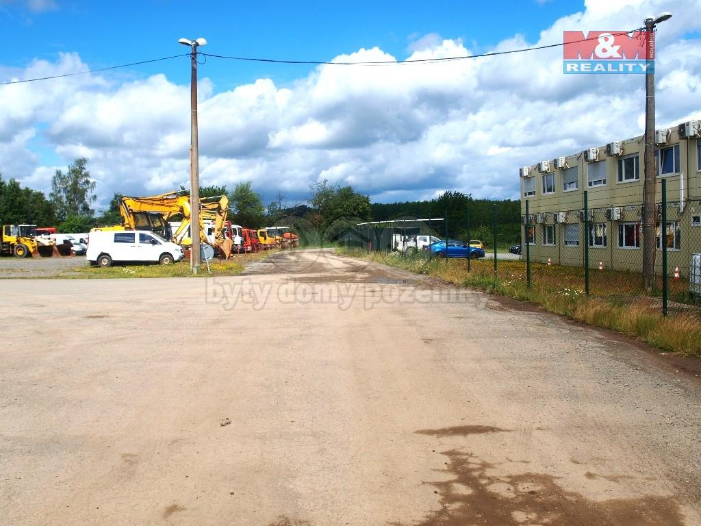 Prodej, provozní plocha, 85 000 m2, Radimovice u Všerub