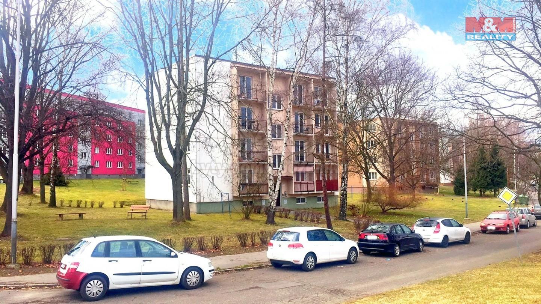 Pronájem, byt 1+kk, 36 m², Ostrava, ul. Lvovská