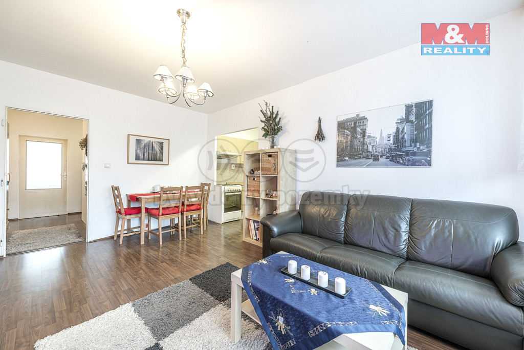 Prodej bytu 3+1, 79 m², OV, Praha, ul. Kurzova