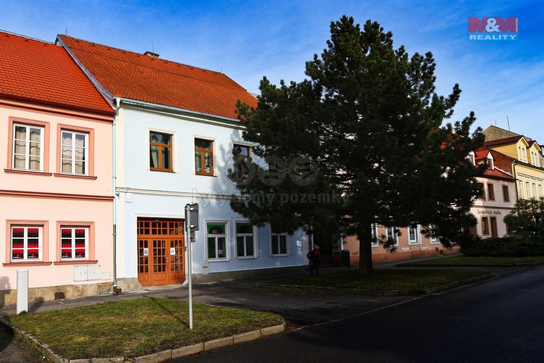 Prodej, nájemní dům, 487 m², Planá, ul. Dukelských hrdinů