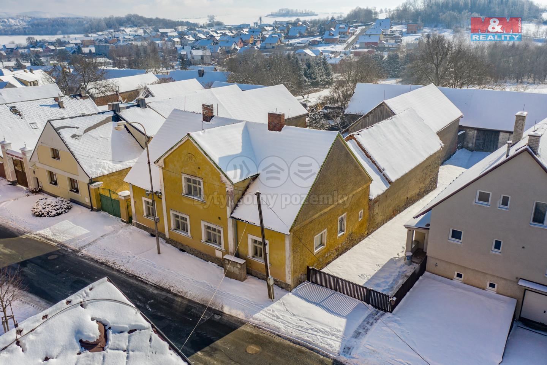 Prodej rodinného domu, 610 m², Mrákov