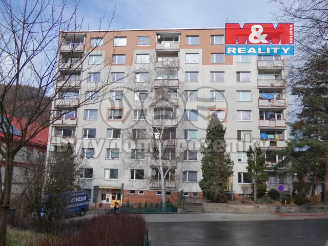 Pronájem bytu 1+1, Děčín, ul. Labská