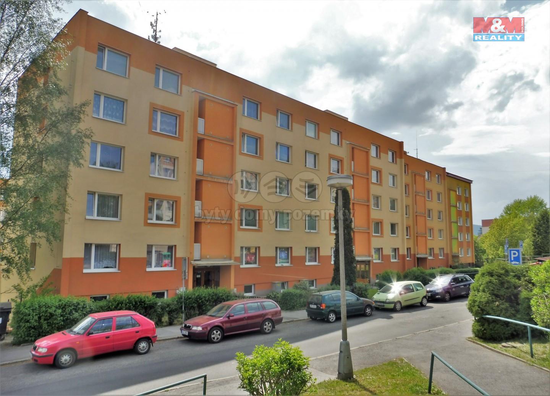 Pronájem bytu 1+kk, 20 m², Liberec, ul. Zámecký vrch