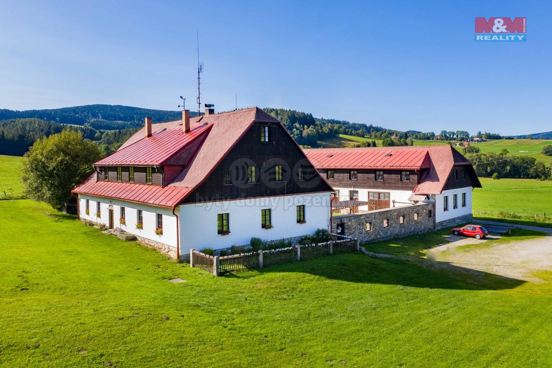 Prodej hotelu, penzionu, 8095 m², Zdíkov