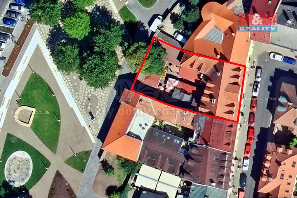 Prodej nájemního domu, 791 m², Kadaň, ul. Čsl. armády