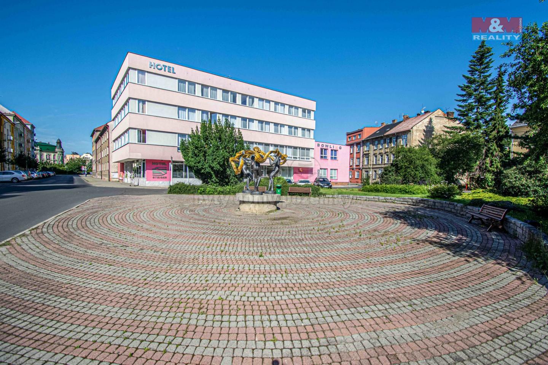 Pronájem bytu 3+kk, 82 m², Krnov, ul. Sv. Ducha