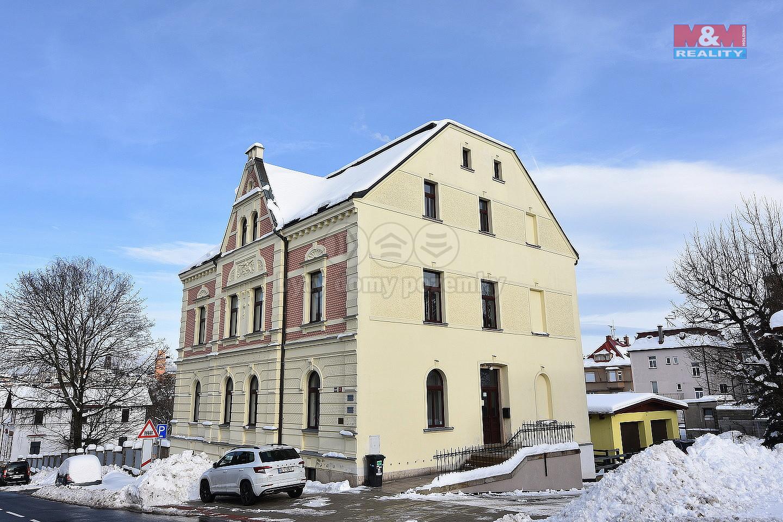 Pronájem bytu 2+1, 85 m², Jablonec nad Nisou, ul. V Aleji