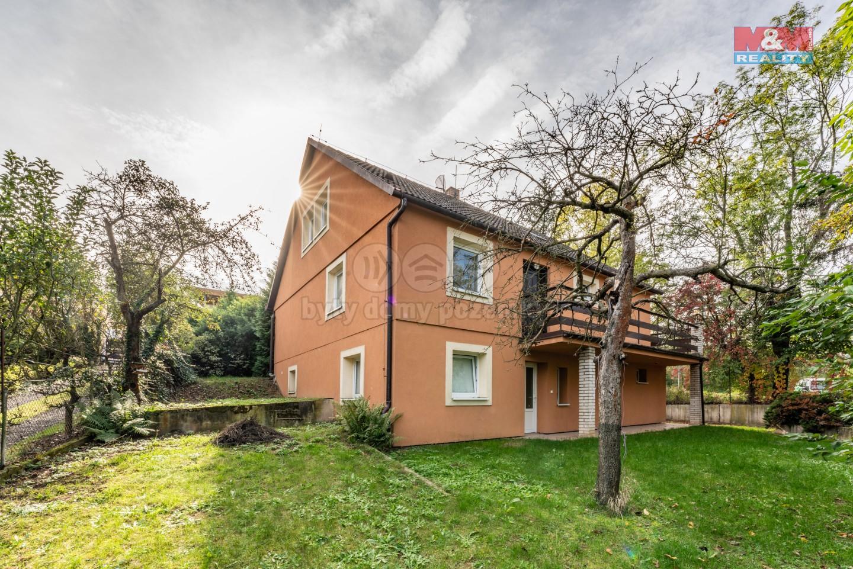 Prodej rodinného domu, 7+kk, 269 m2, Praha 5 - Velká Chuchle