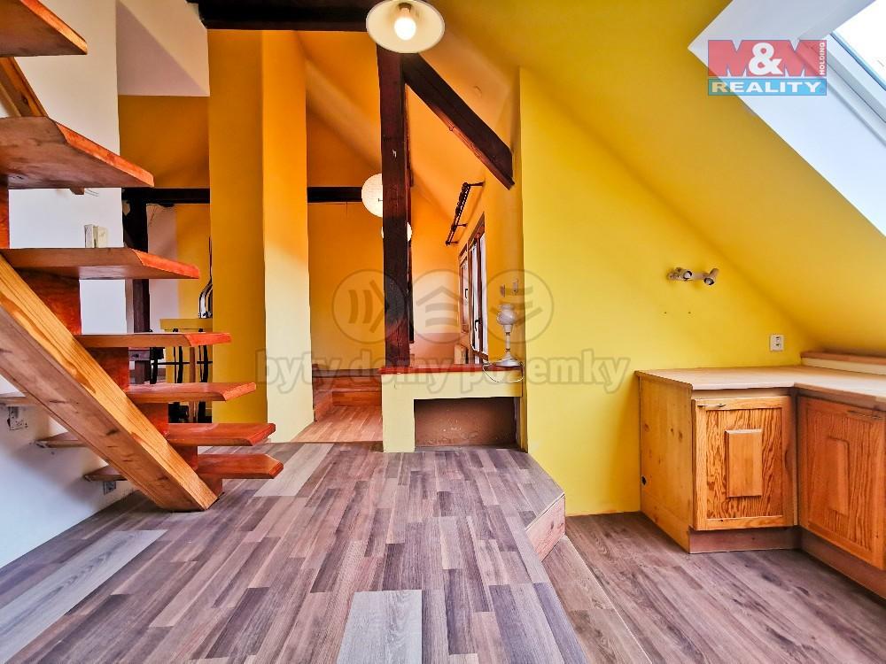 Prodej, atypický byt, 125 m², Rakovník, ul. Dukel. hrdinů