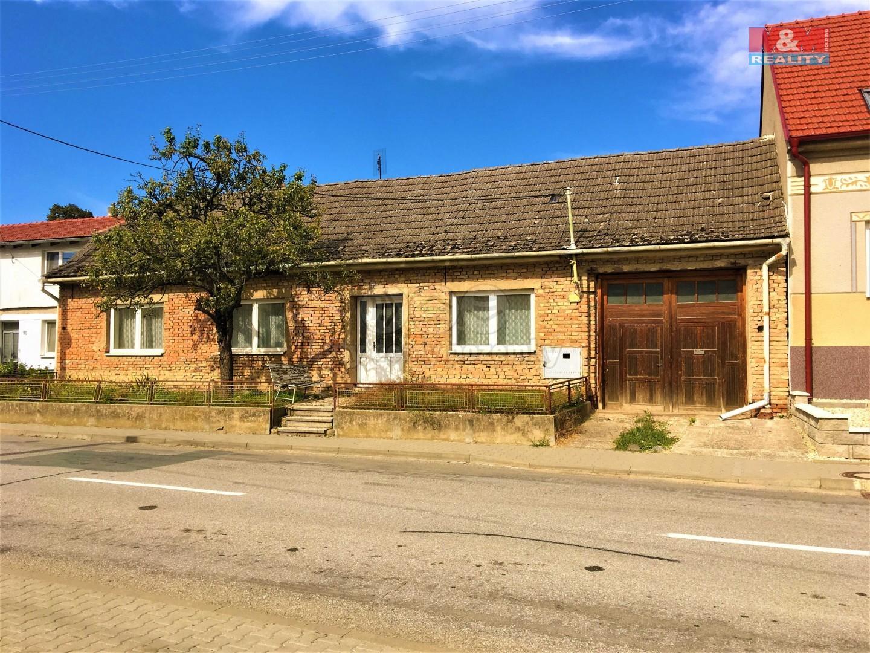 Prodej, rodinný dům, 2+1, Diváky