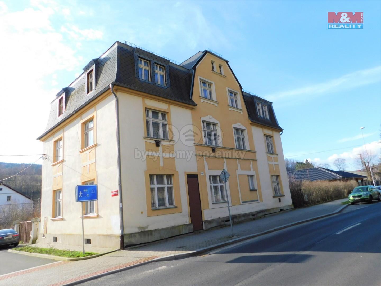 Prodej nájemního domu, 590 m², Kraslice, ul. Družstevní