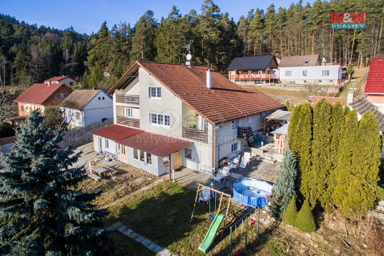 Prodej hotelu, penzionu, 1628 m², Český Krumlov, ul. Vyšný