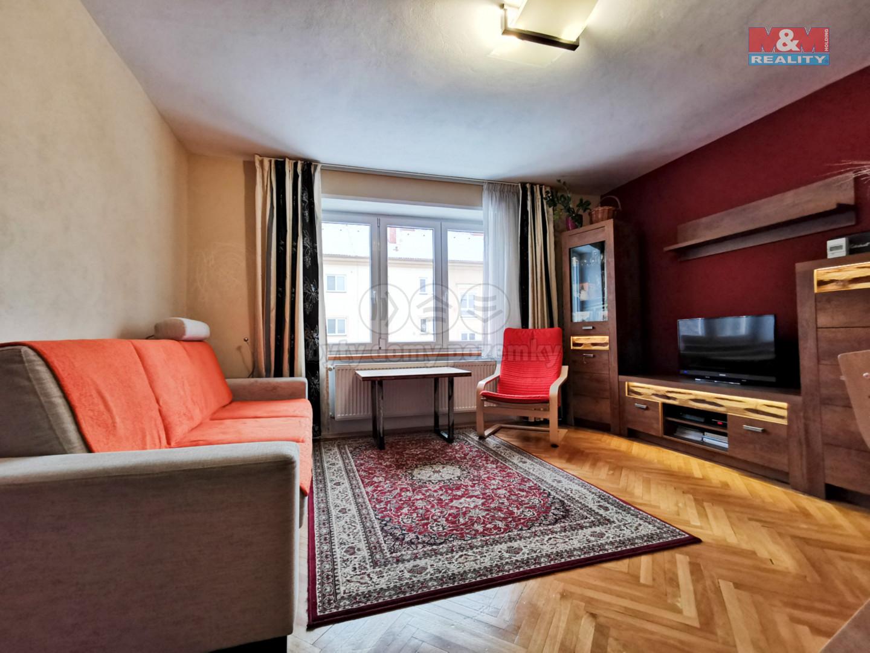 Pronájem bytu 3+kk, 55 m², Uherské Hradiště, ul. B. Němcové