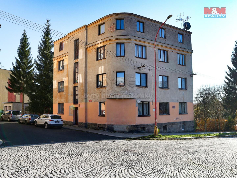 Pronájem bytu 1+1, 34 m², Aš, ul. Anglická