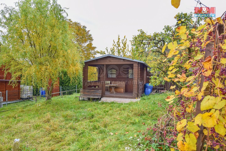 Prodej zahrady, 426 m², Ústí nad Labem - Svádov