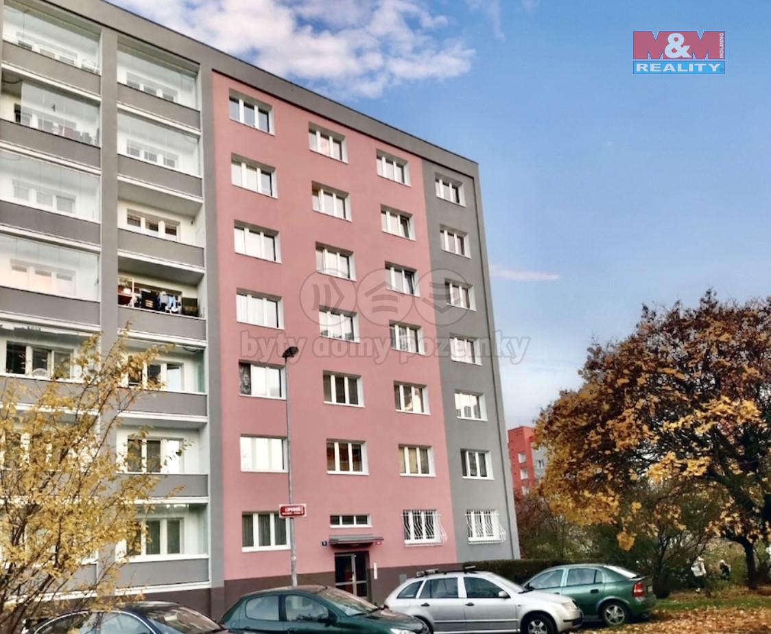 Pronájem bytu 2+1, 56 m², Praha, ul. Lipecká