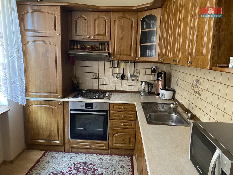 Prodej bytu 2+1, 61 m², Ostrava, ul. Charkovská