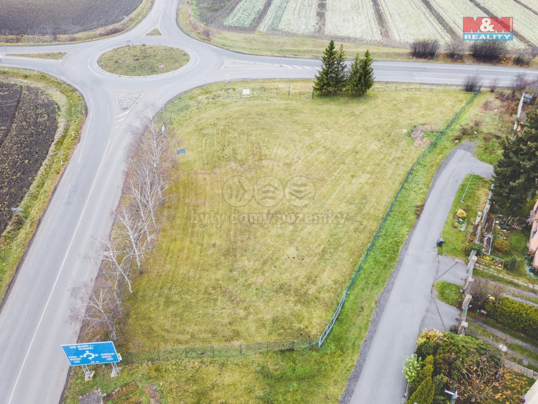 Pronájem zahrady, 2400 m², Mochov, ul. Čelakovická