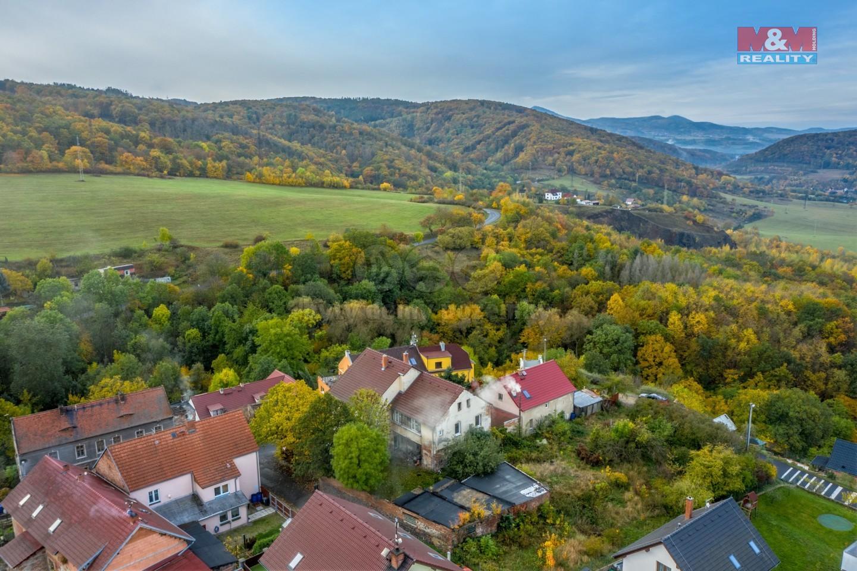 Prodej pozemku k bydlení, 1557 m², Ústí nad Labem-Hostovice