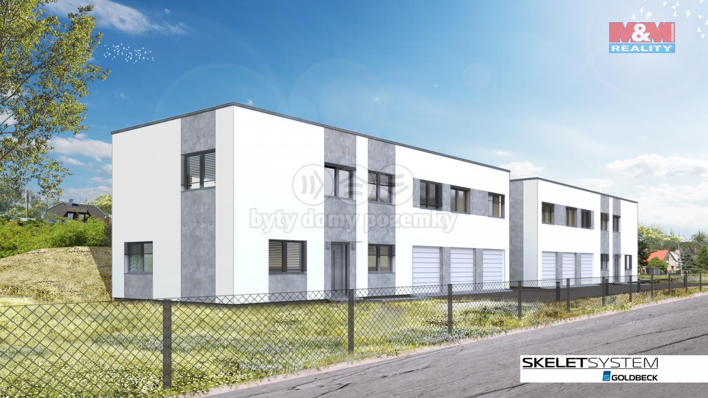 Prodej bytu 3+kk v Poříčanech, ul. Českobrodská