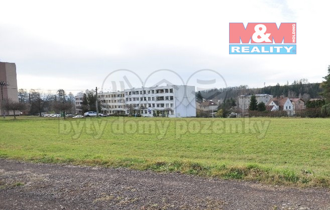 Prodej pozemku k bydlení, 4718 m², Broumov