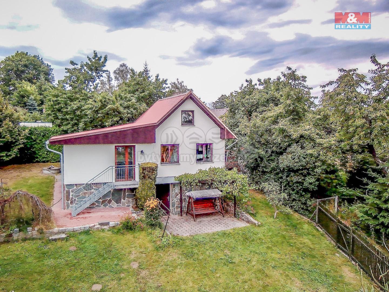 Prodej, chata, 47 m², Kamenice, ul. Lebedová