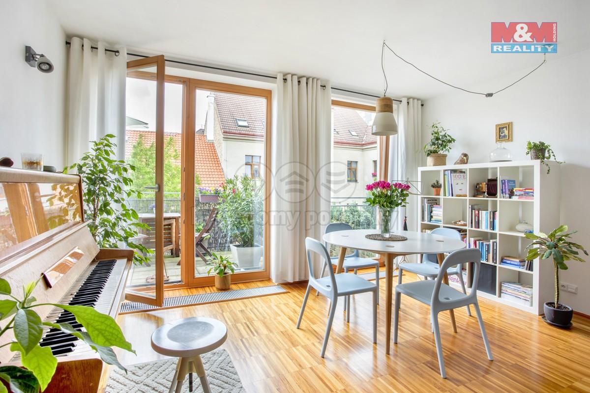Prodej bytu 3+kk, 70 m², Praha, ul. Pod hliništěm